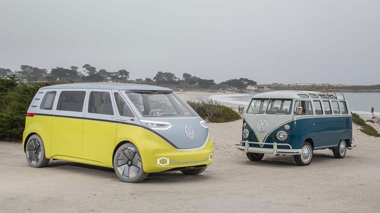 Volkswagen Mini bus