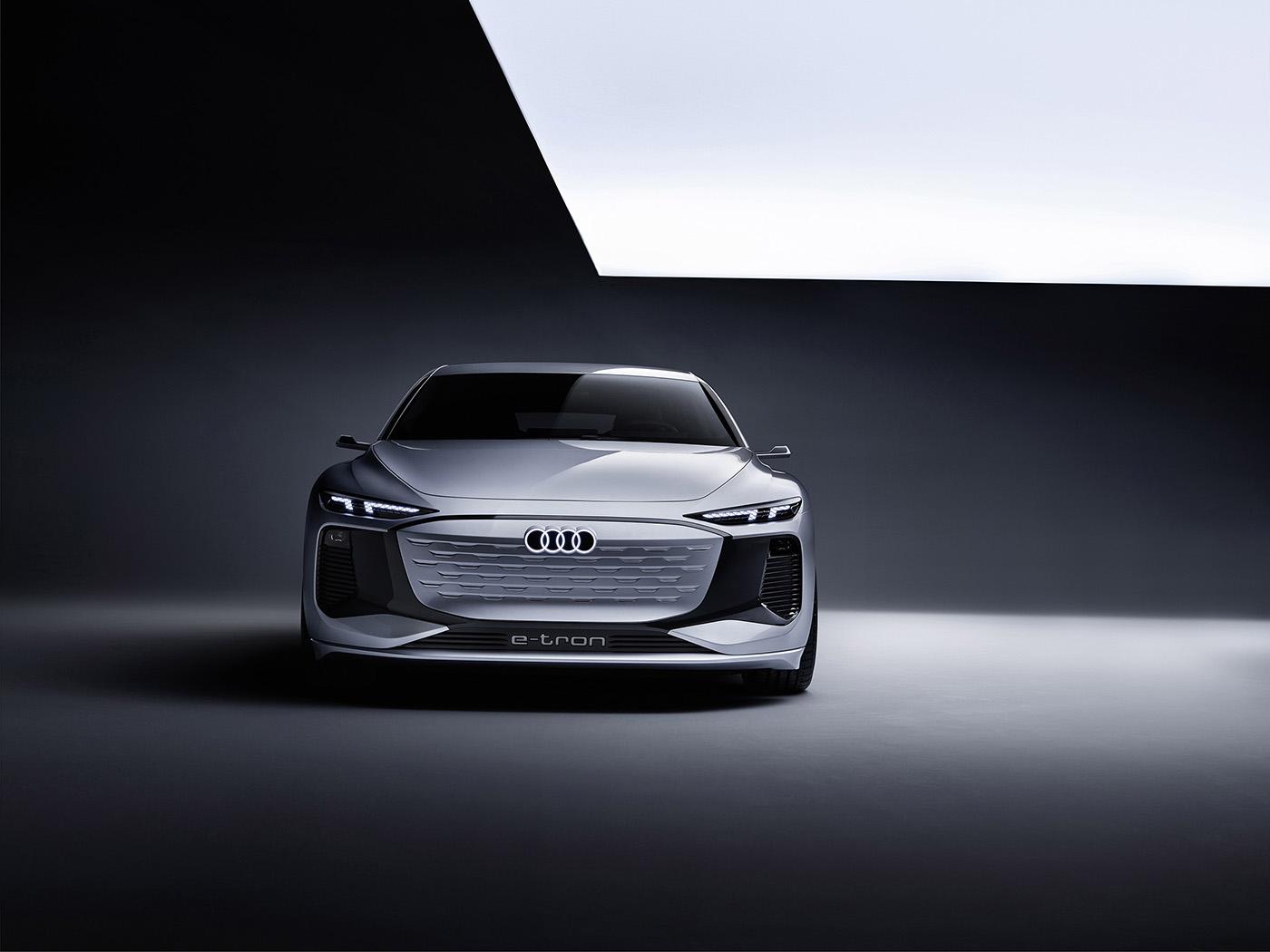 Audi A6 Tron