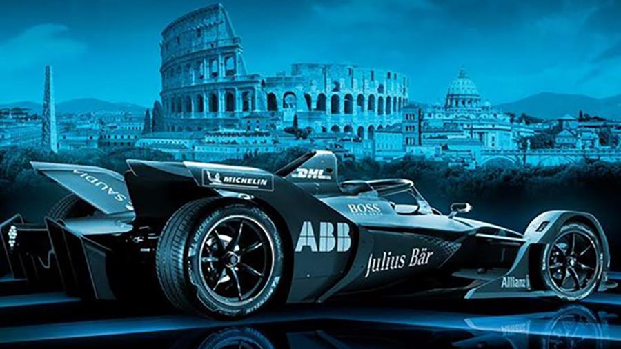 Formula E Rome