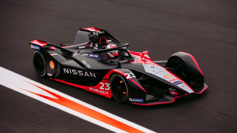 Formula E Nissan