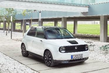 Honda-e