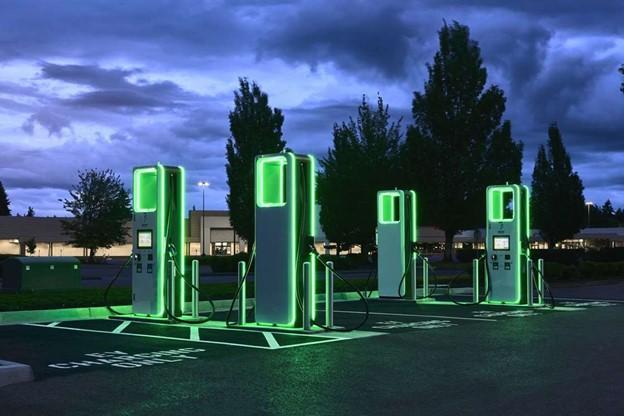 Σταθμοί Φόρτισης Ηλεκτρικών αυτοκινήτων