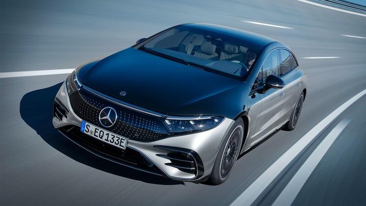 Το Mercedes EQS