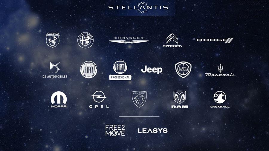 Stellantis-Brands