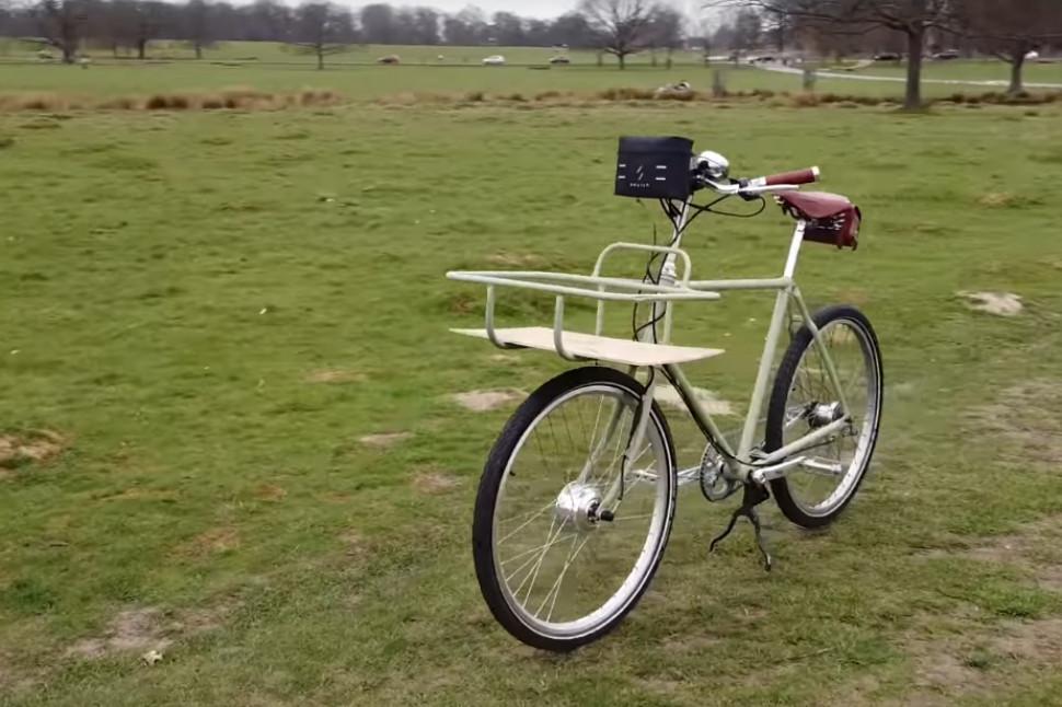 E-Bike Restoration with Kit