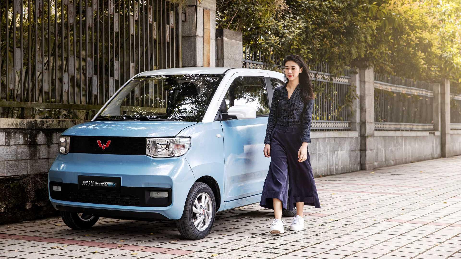 ηλεκτρικό αυτοκίνητο Κίνα