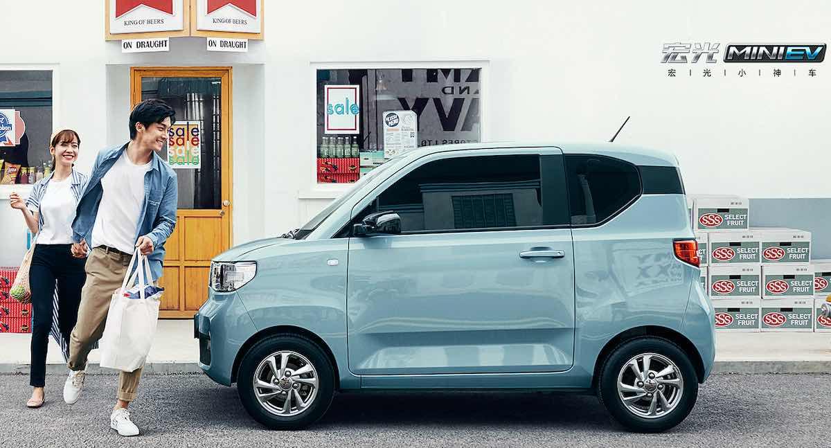 Hong Guang Mini EV 1