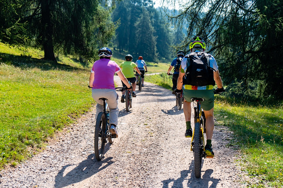 E-bikes & summer