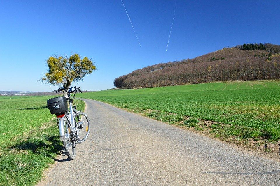 Εκδρομή με ηλεκτρικό ποδήλατο