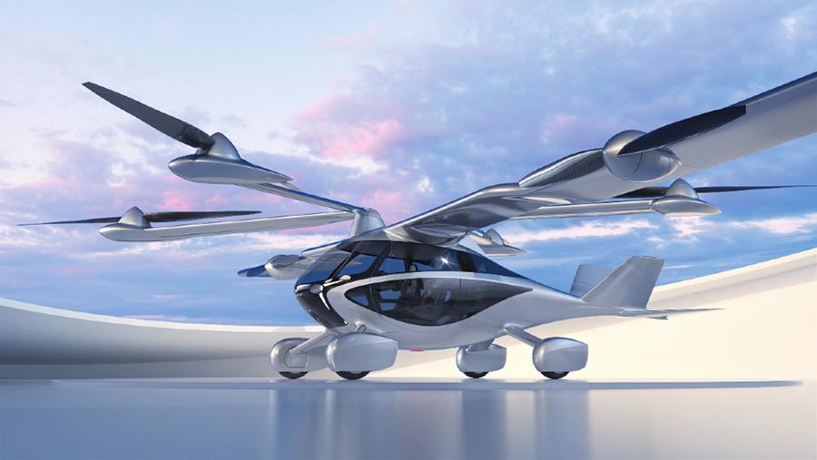 Aska Flying Car