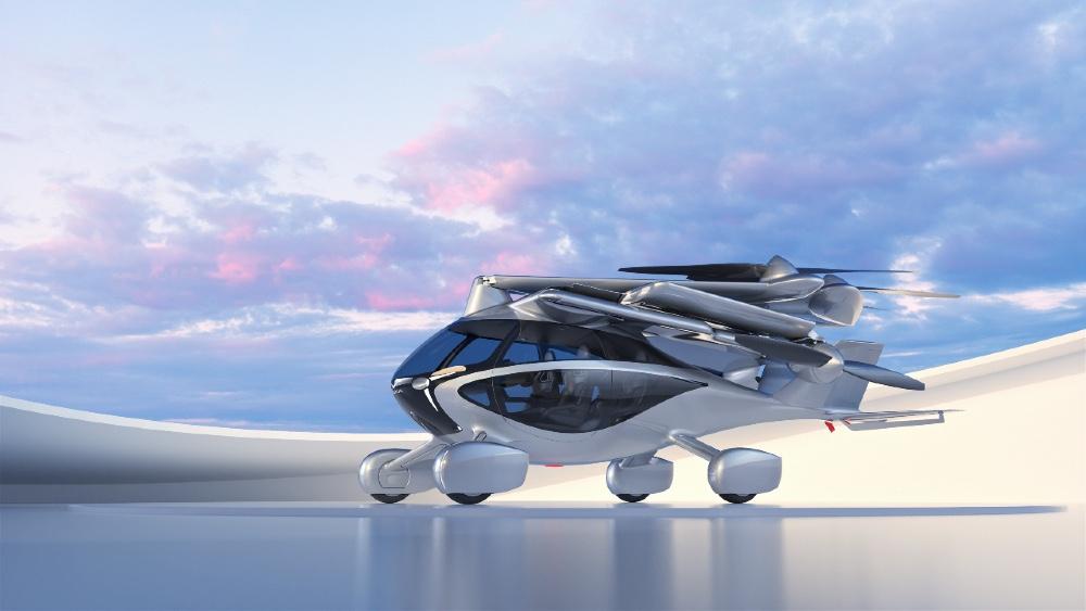 Aska ιπτάμενο όχημα