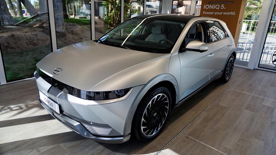 Ηλεκτρικό αυτοκίνητο Ioniq 5