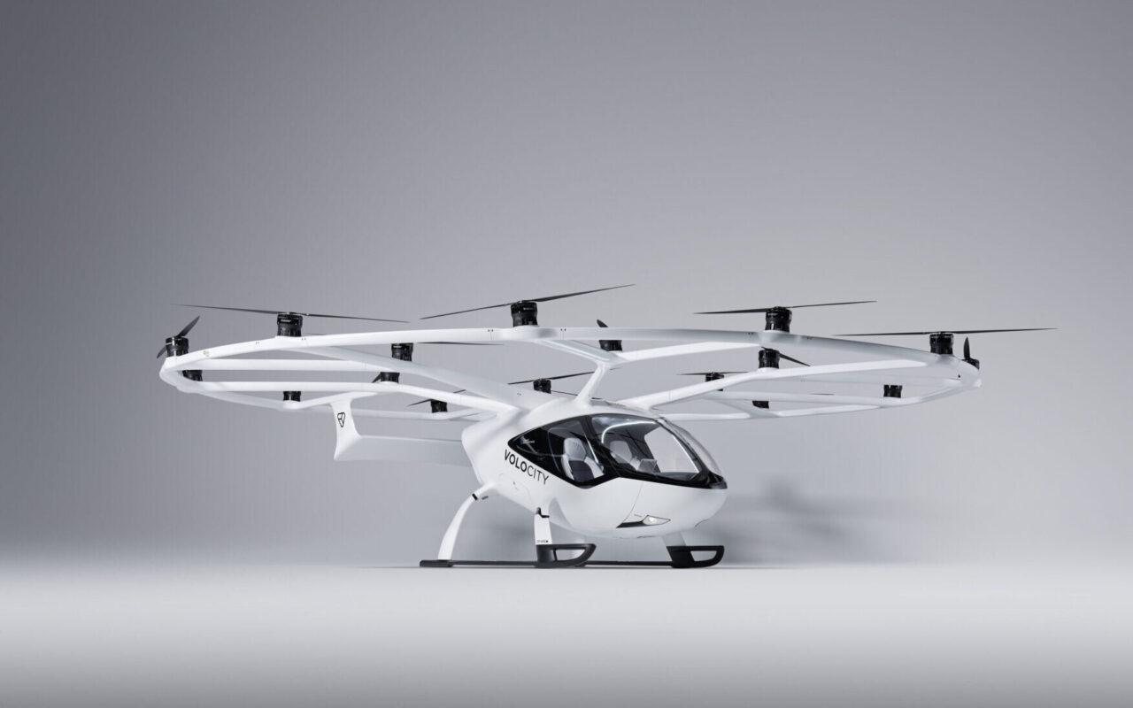 Το VoloCity της Volocopter