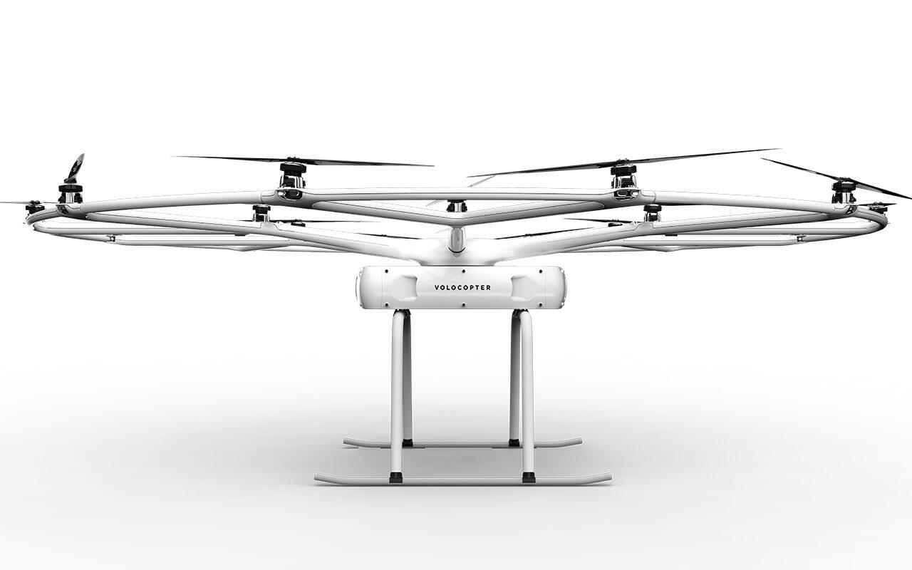 Το VoloDrone της Volocopter