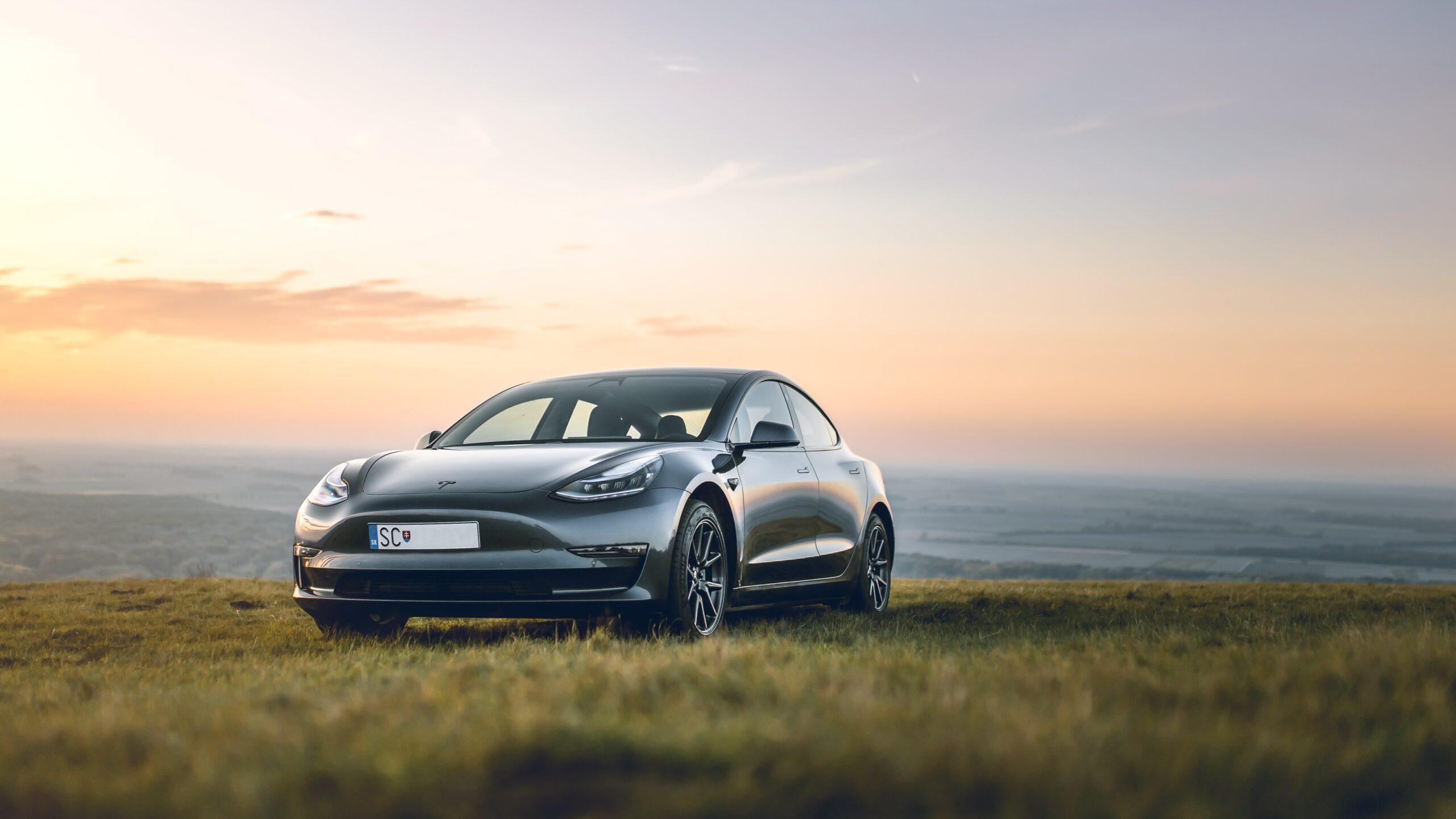 Electric car 12