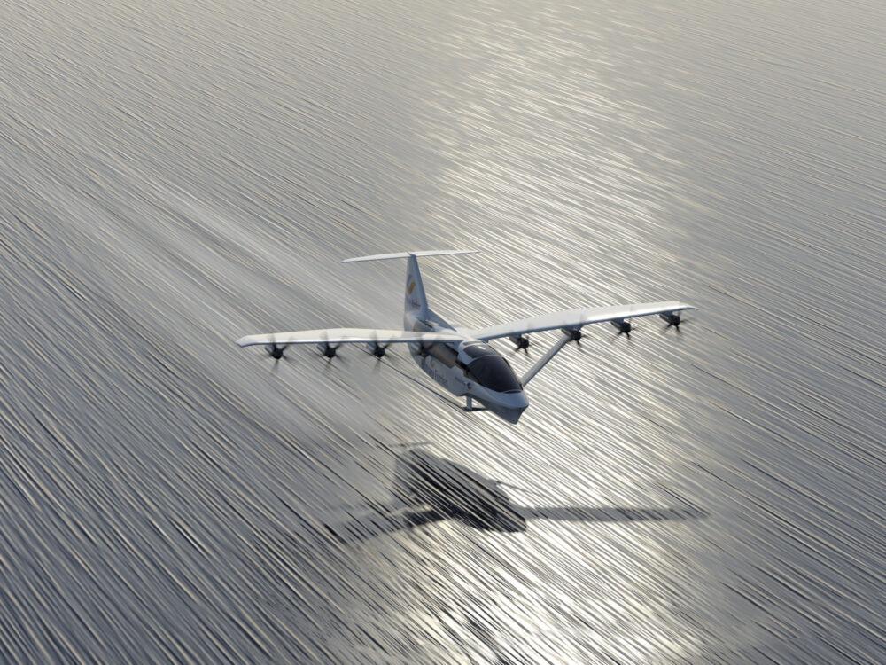 Flying Ferries