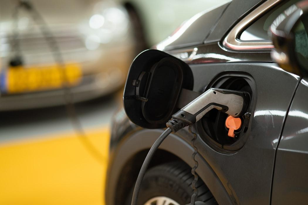 Electric car 14