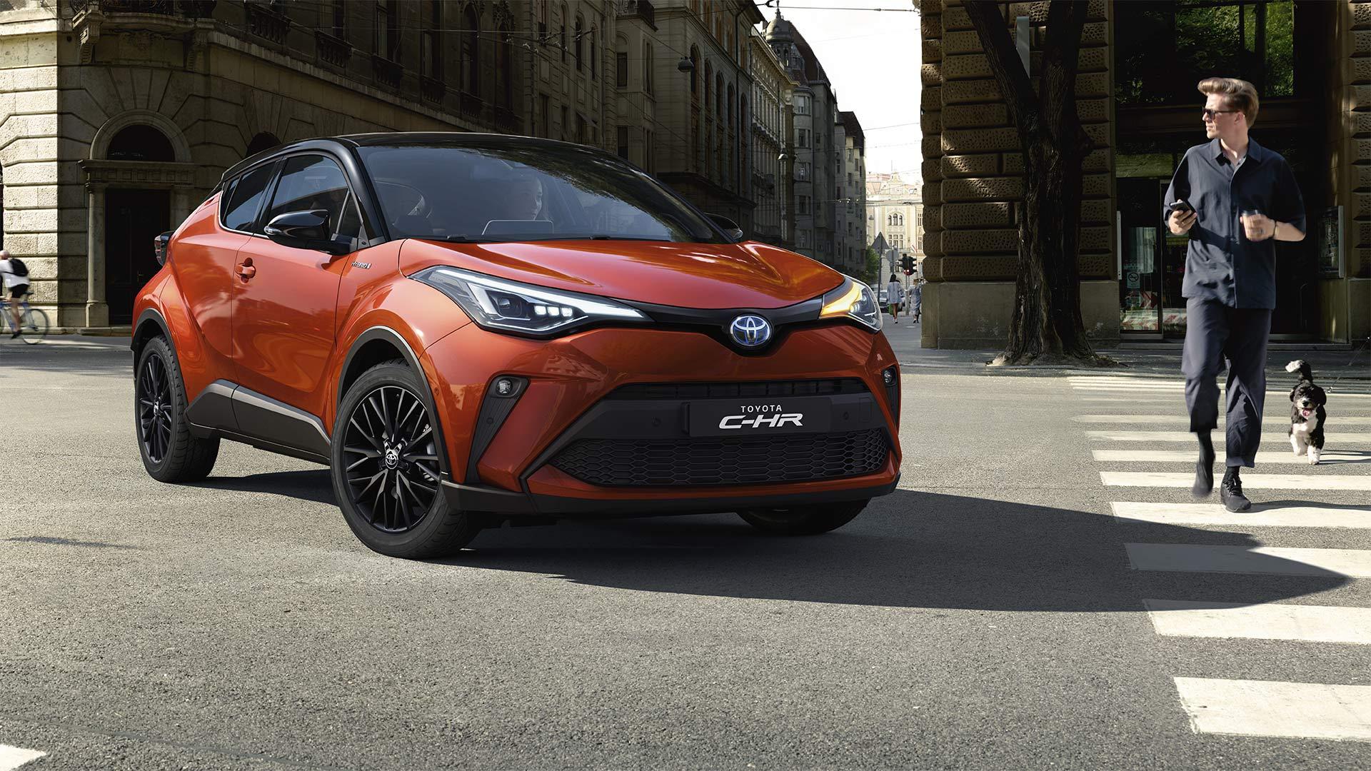 Toyota C-HR HSD