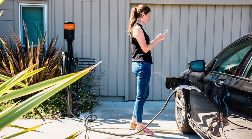 EV home charging