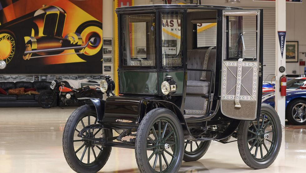 Baker Electric - 1899-1915