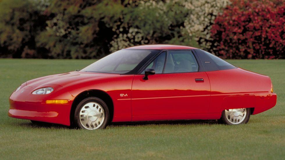 GM EV1 - 1997-1999