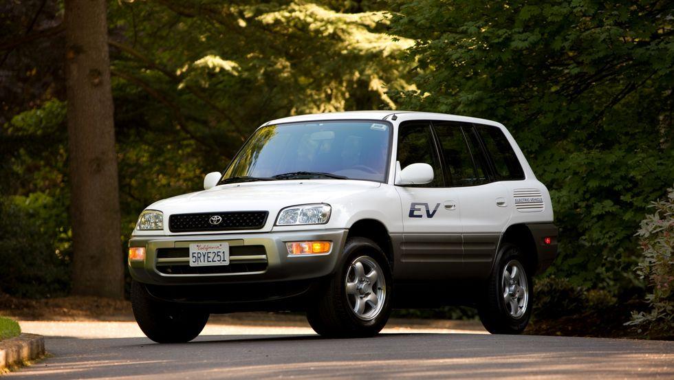 Toyota RAV4 EV - 1997-2003