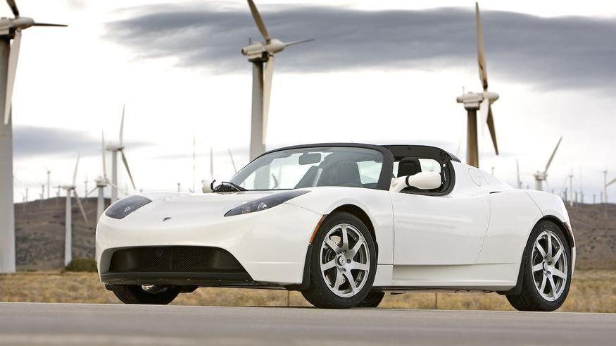 Tesla Roadster - 2008-2012