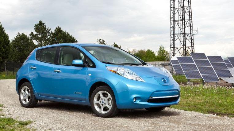 Nissan Leaf - 2010-Present