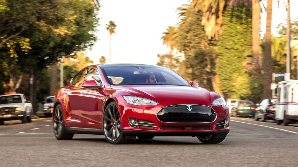 Tesla Model S - 2012-Present