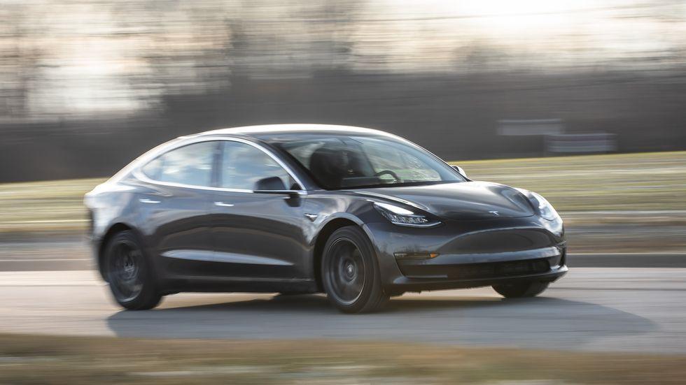 Tesla Model 3 - 2017-Present