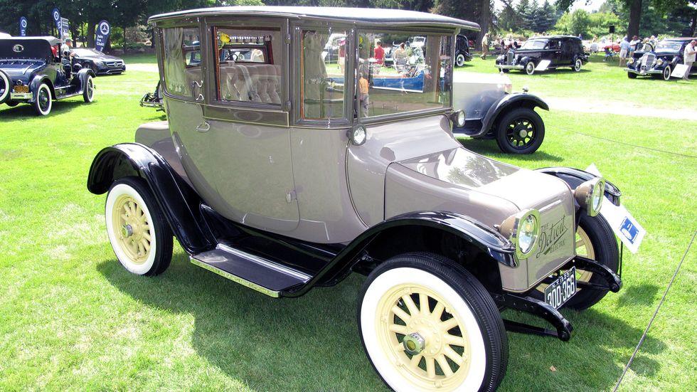 Detroit Electric - 1907-1939
