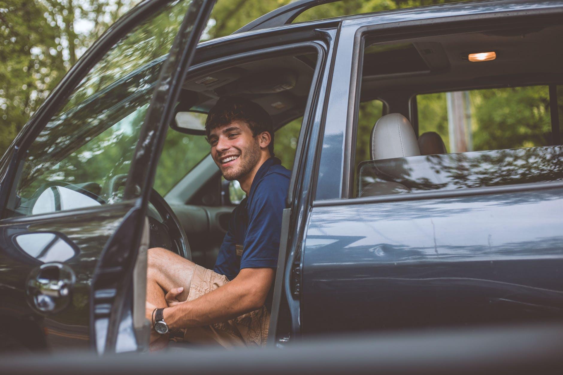 driver happy