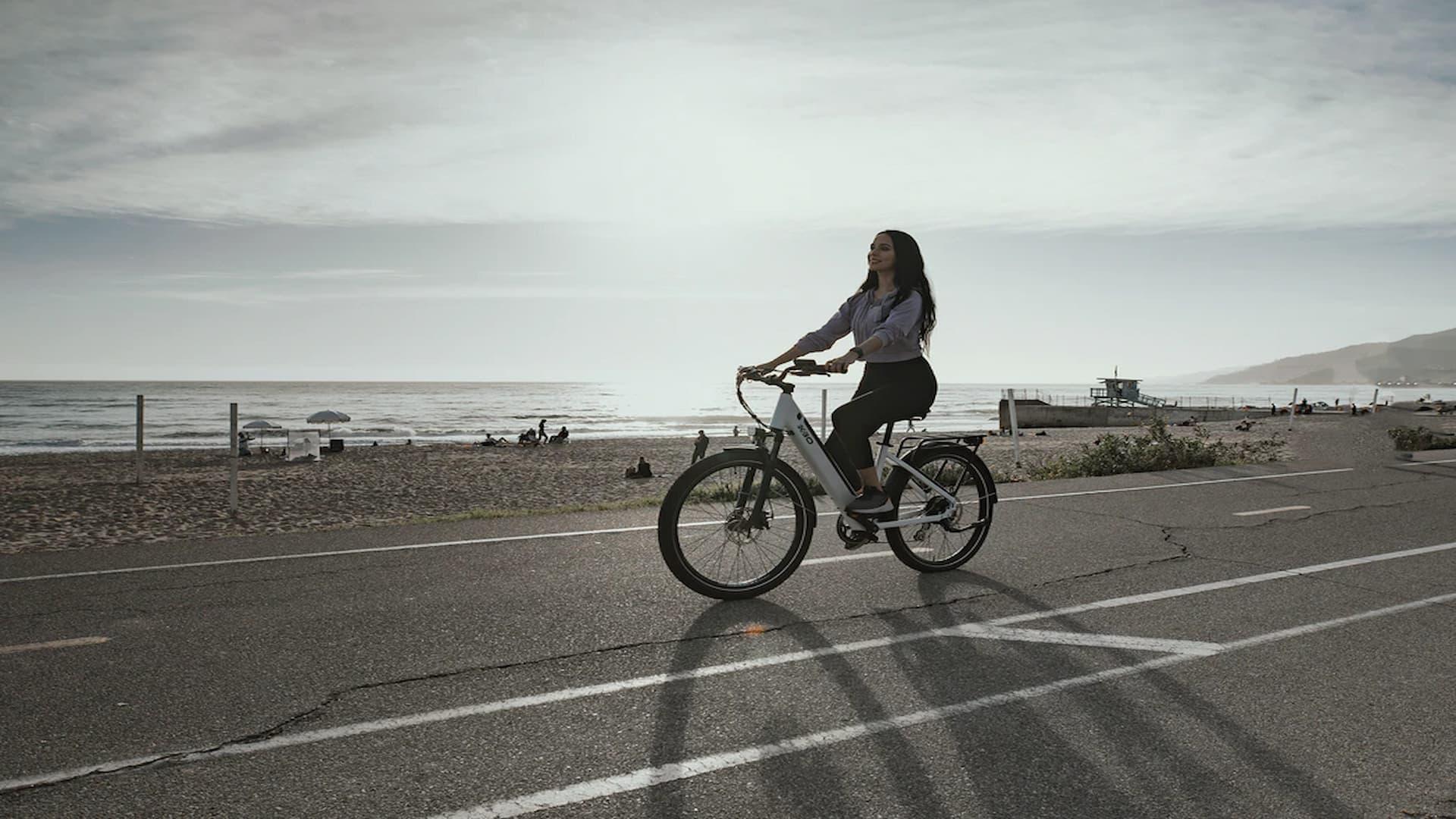 E-bike ride