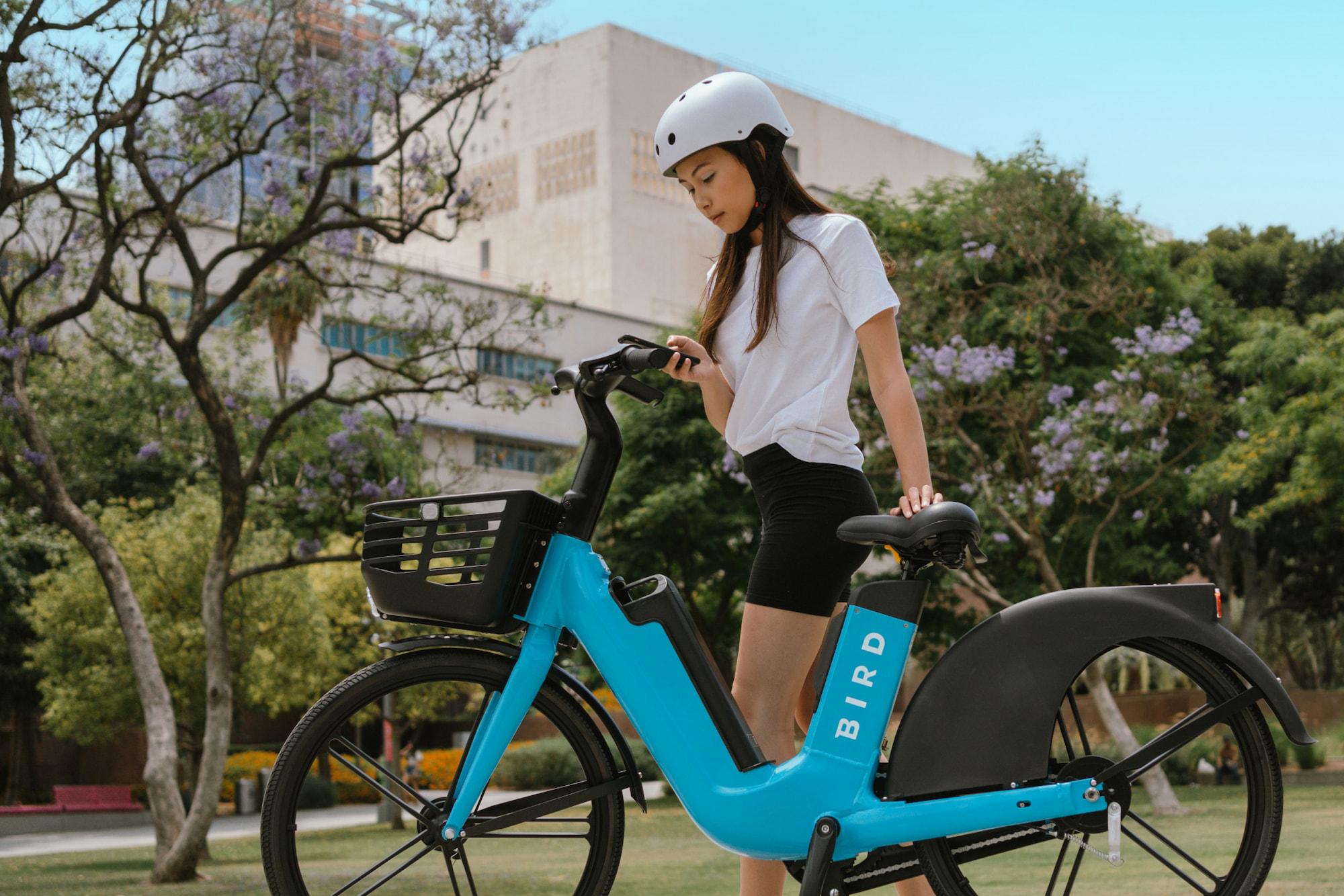 Bird e-bike 3