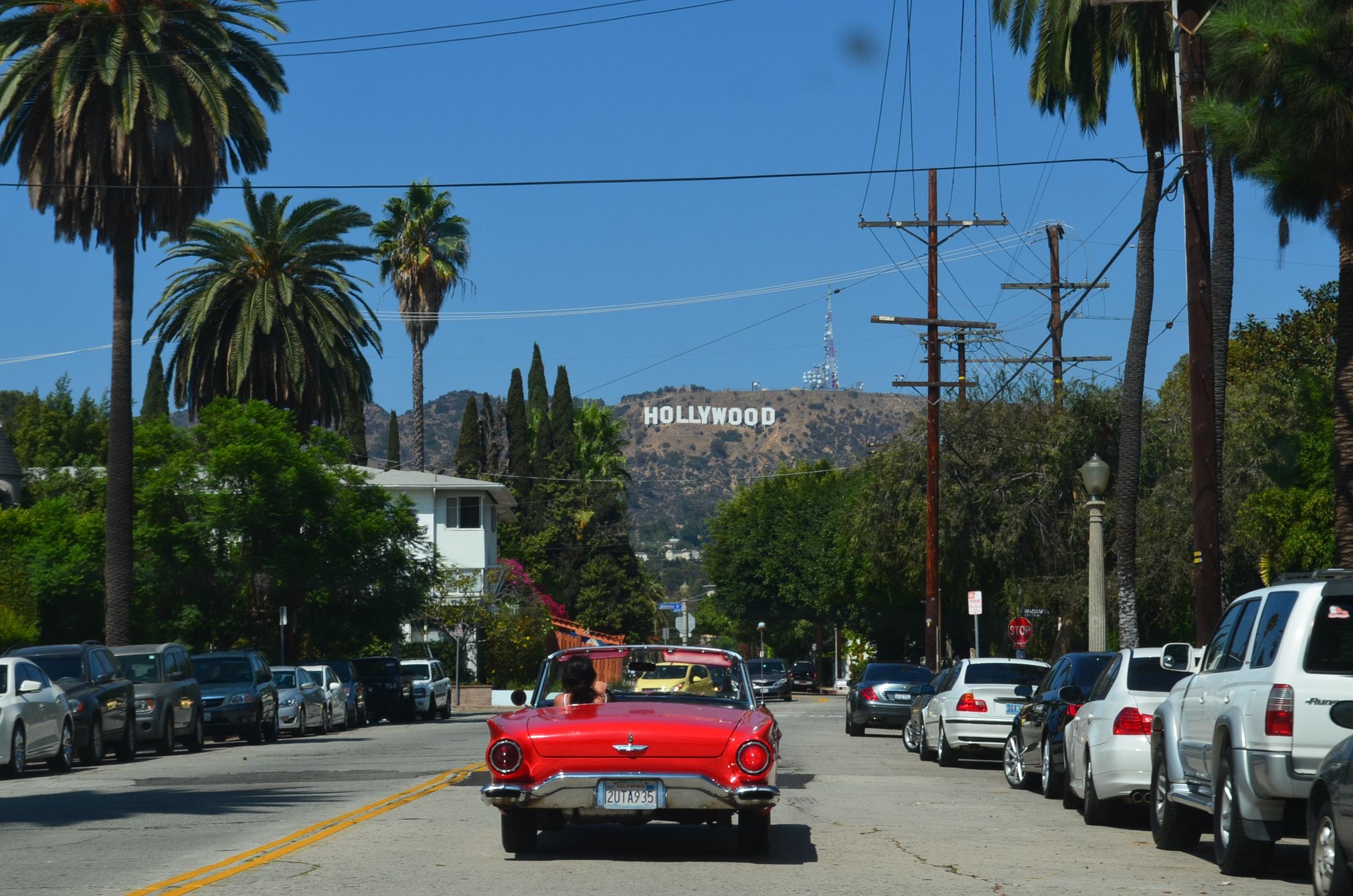 Χόλυγουντ, Λος Άντζελες