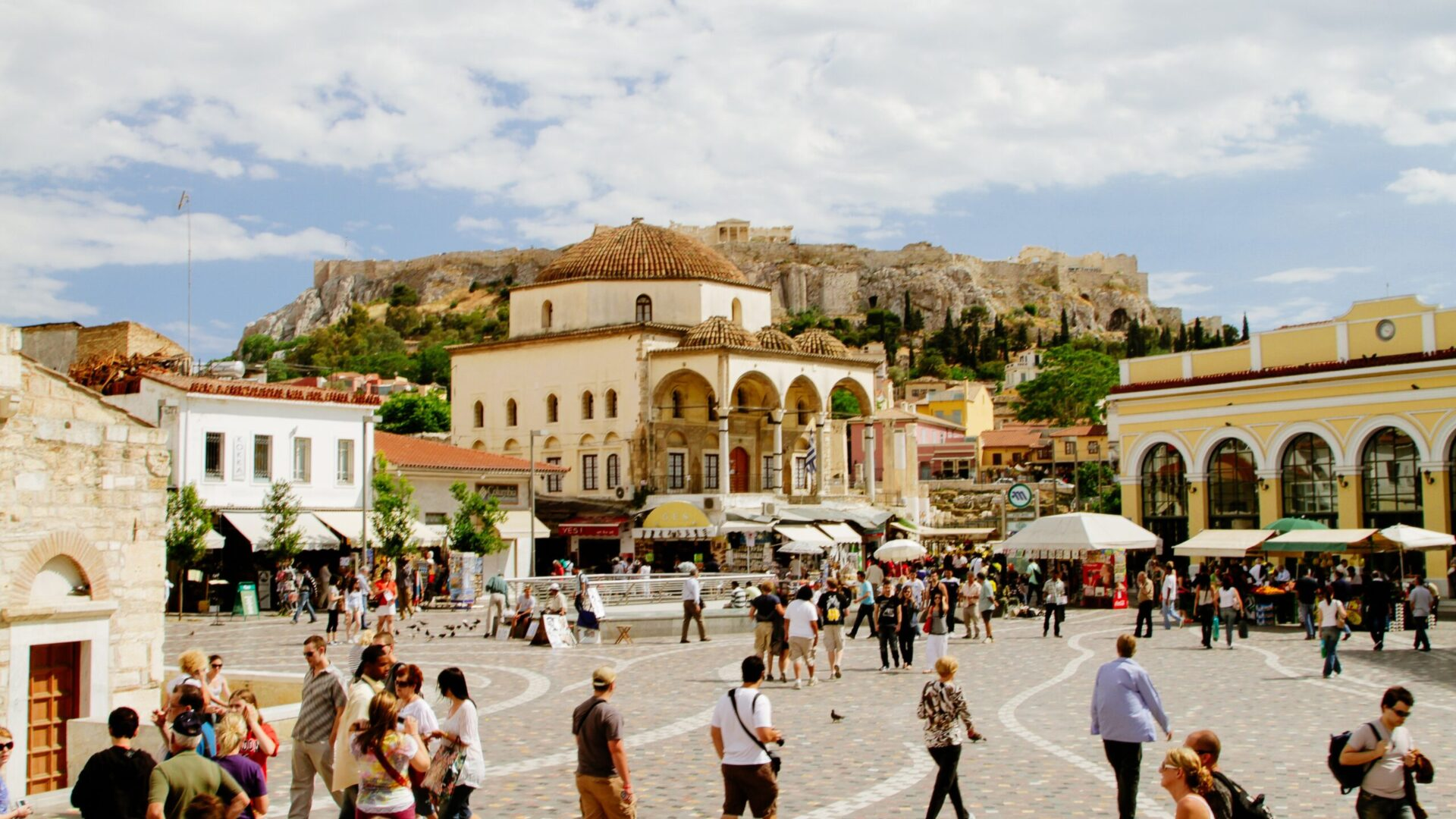 Athens new