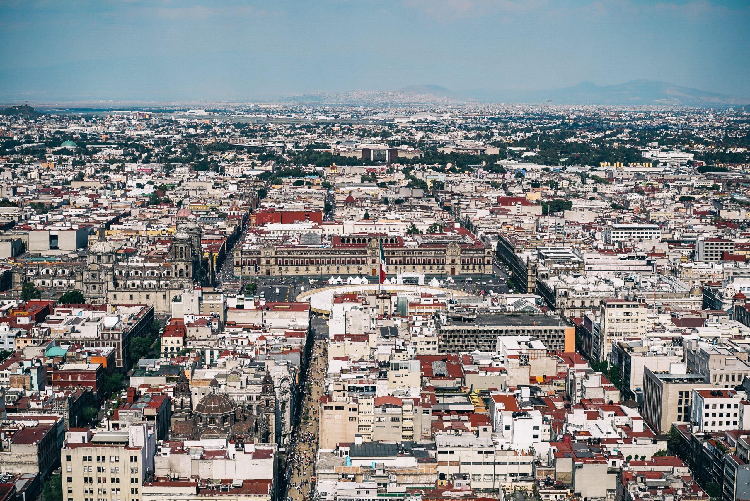 Η πόλη του Μεξικό