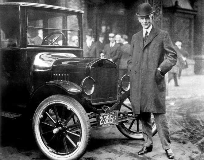 Henry Ford 1913