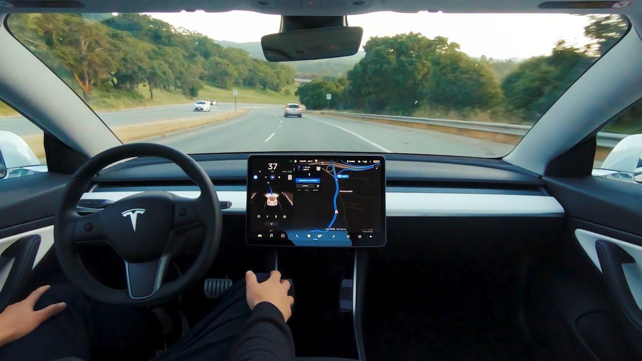 «Full Self-Driving» της Tesla