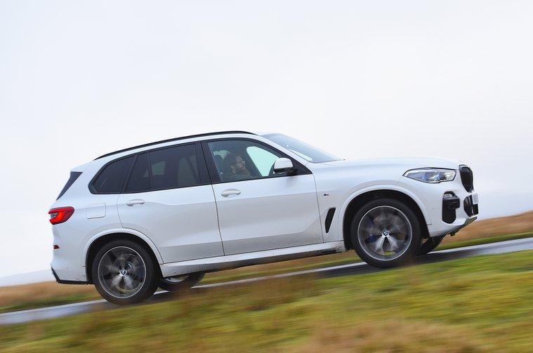 BMW X5 xDrive45e M Sport
