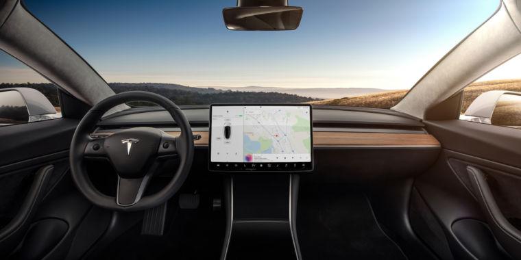 «Full Self-Driving» της Tesla 1
