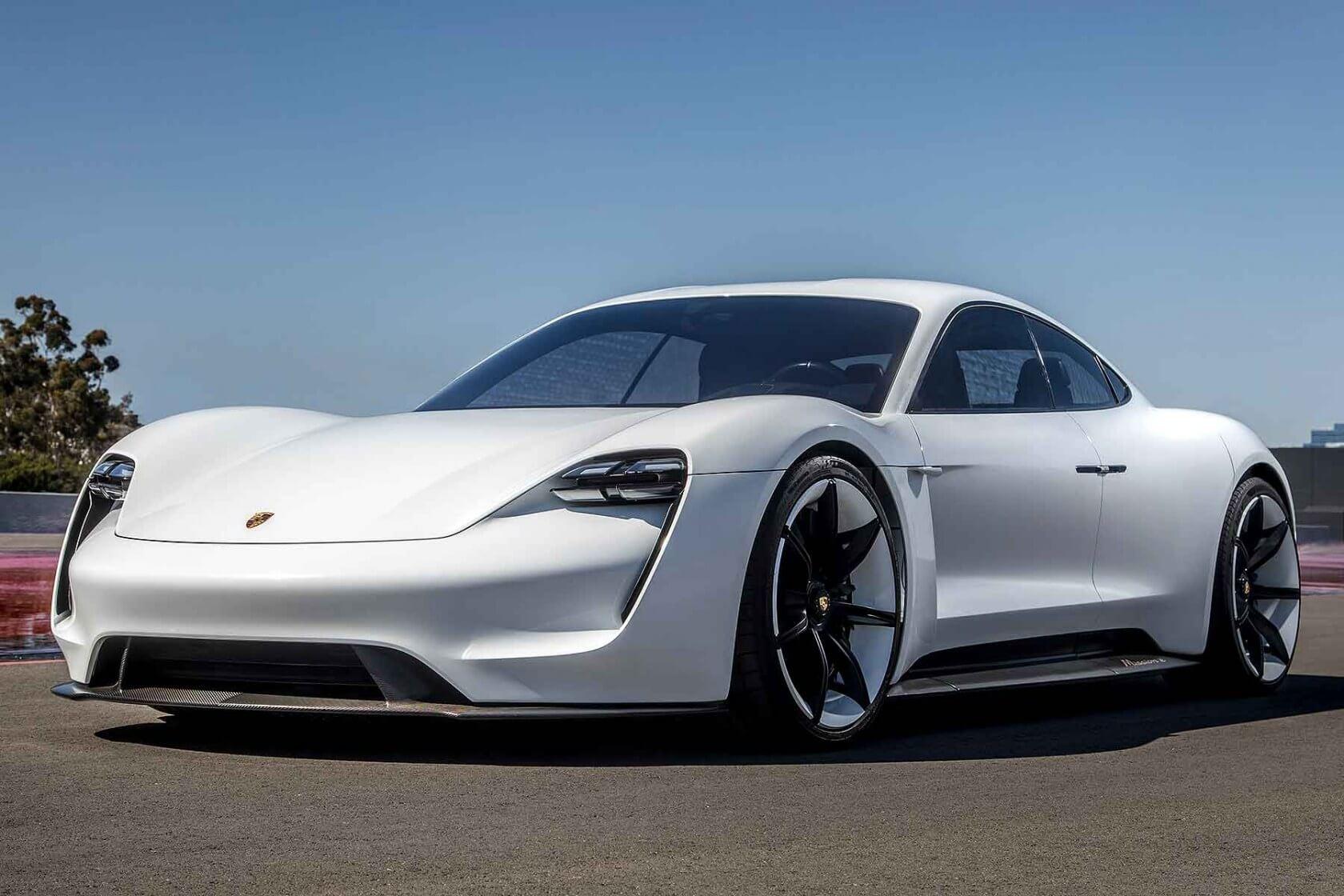 Porsche electric
