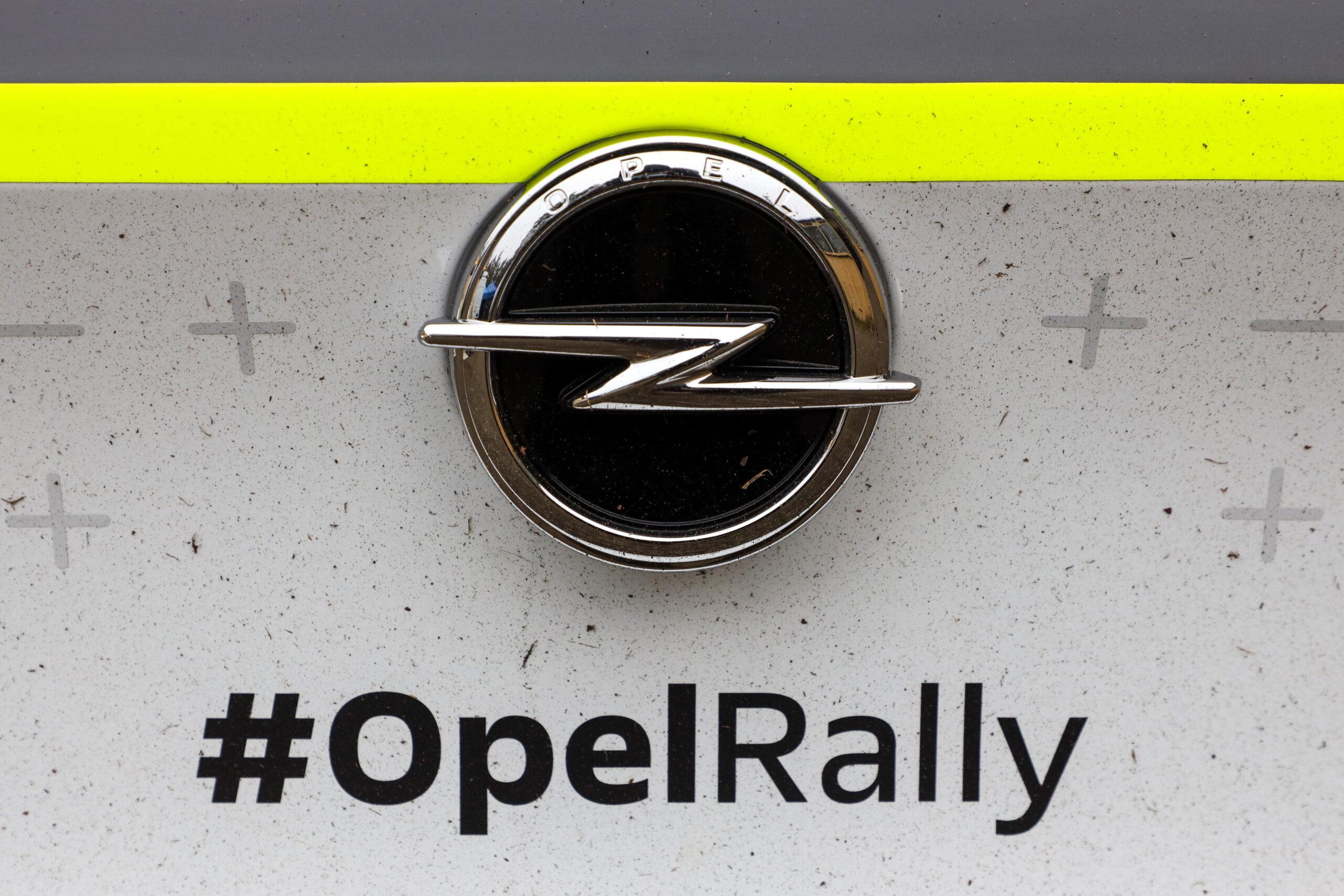 Opel Corsa-e Rally 2