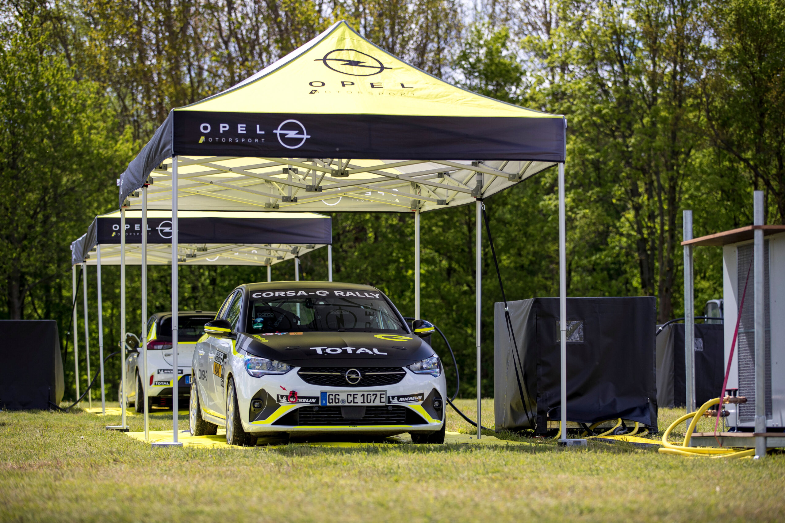 Opel e-Rally Cup 3