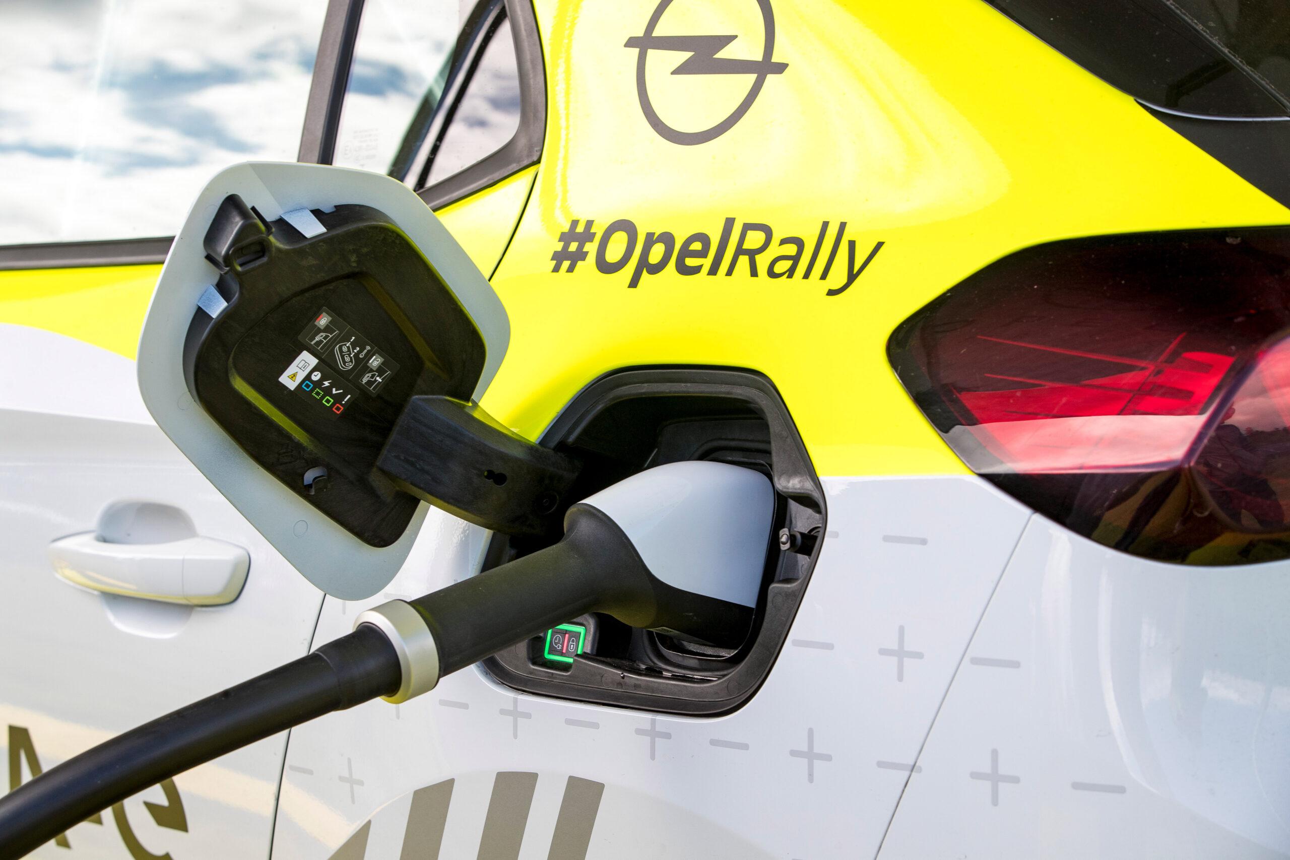 Opel Corsa-e Rally 4