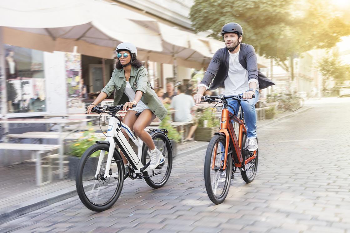 E-bikes 15