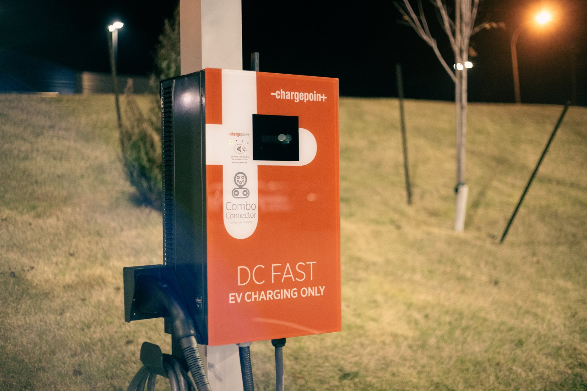 DC Charger EV only
