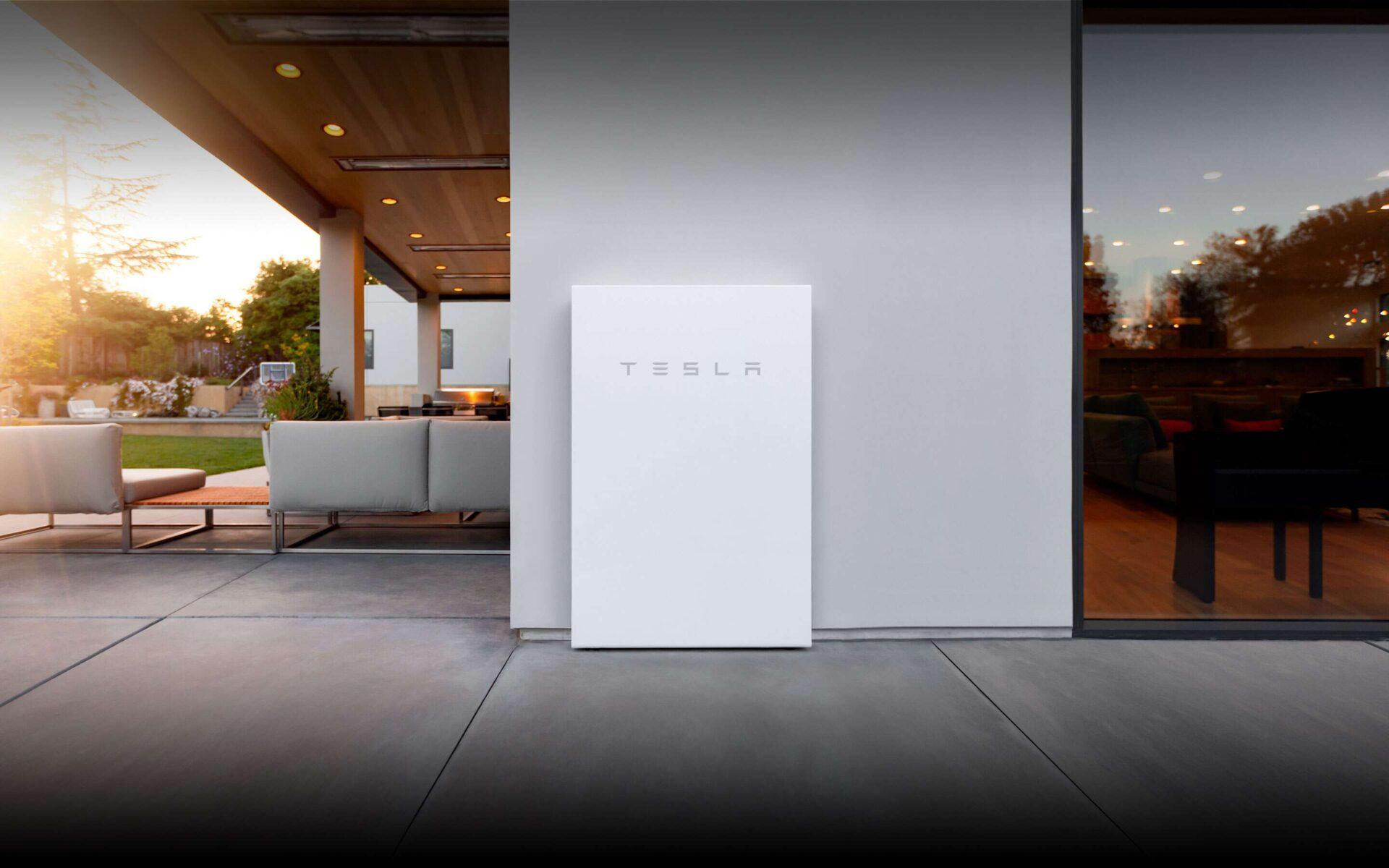 Tesla Energy Houses