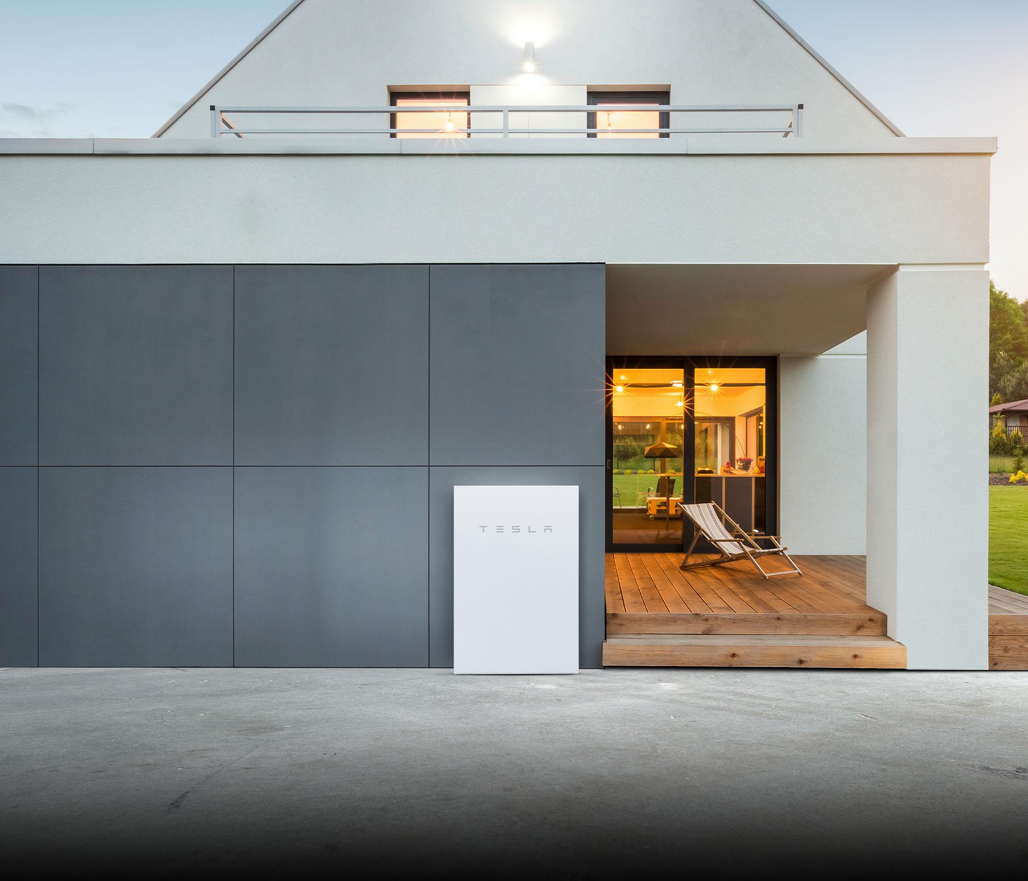 Tesla energy house 2