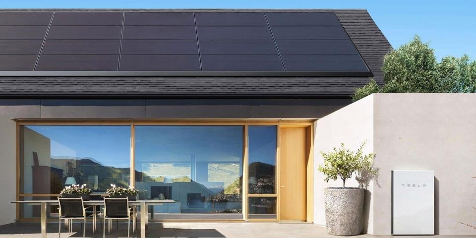 Energy Home Tesla